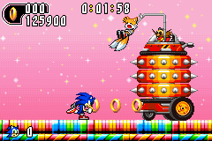 Sonic Advance 2 - Better that the last - User Screenshot